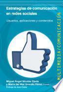 Estrategias de comunicación en redes sociales