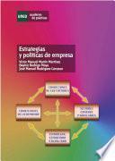 ESTRATEGIAS Y POLÍTICAS DE EMPRESA
