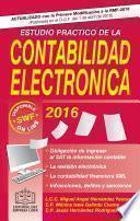 Estudio Práctico de la Contabilidad Electrónica 2016