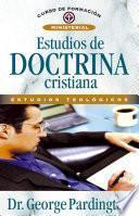 Estudios de Doctrina Cristiana