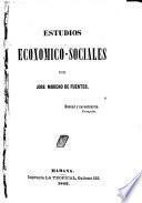 Estudios económico-sociales