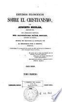 Estudios filosóficos sobre el cristianismo, 1