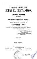 Estudios filosóficos sobre el cristianismo, 3