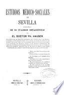 Estudios médico-sociales