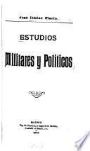 Estudios militares y políticos