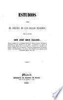 Estudios sobre el cólera de los siglos pasados
