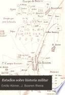Estudios sobre historia militar