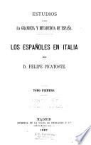 Estudios sobre la grandeza y decadencia de España ...