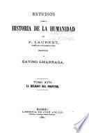 Estudios sobre la historia de la humanidad