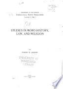 Ethnological Survey Publications