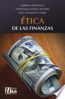Ética de las finanzas