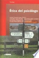 Ética del psicólogo
