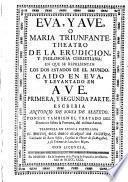 Eva y Ave, o Maria triunfante