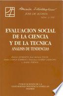 Evaluación social de la ciencia