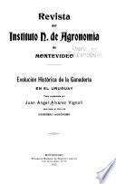 Evolución histórica de la ganadería en el Uruguay