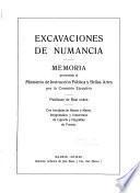 Excavaciones de Numancia