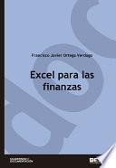 Excel para las finanzas
