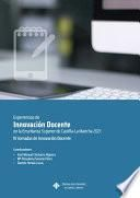 Experiencias de Innovación Docente en la Enseñanza Superior de Castilla-La Mancha 2021