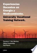 Experiencias Docentes en Energía y Medioambiente