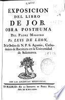 Exposición del libro de Job