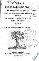 Exposicion del Libro de Job (VI, 536 p.)