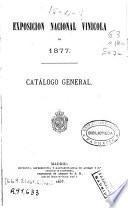 Exposición Nacional Vinícola de 1877