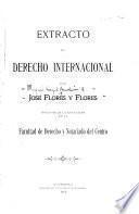 Extracto de derecho internacional