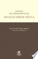 Facetas del pensamiento de Nicolás Gómez Dávila