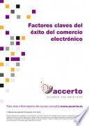 Factores clave del éxito del comercio electrónico