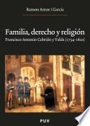 Familia, derecho y religión