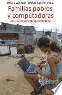 Familias pobres y computadoras