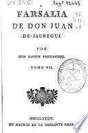 Farsalia de Don Juan de Jauregui