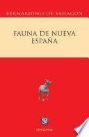 Fauna de Nueva España