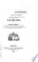 Fausto ... Traduccion [in prose] completa al Castellano ... por una Sociedad Literaria. Edicion ... ilustrada, etc