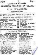 Federico Segundo En Glatz, Ó La Humanidad