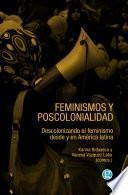 Feminismos y poscolonialidad
