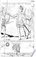 Filipe Segundo de España. Al Serenisimo principe... Don Filipe de Austria Luis Cabrera de Cordova...