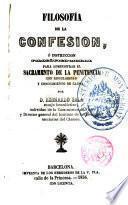 Filosofía de la Confesión