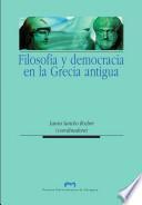 Filosofía y democracia en la Grecia antigua
