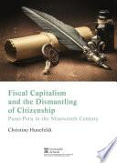 Fiscal capitalism and the dismantling of citizenship in Puno, Peru