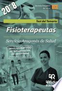 Fisioterapeutas. Servicio Aragonés de Salud. Test del Temario