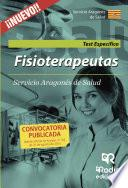Fisioterapeutas. Test Materia Específica. Servicio Aragonés de Salud