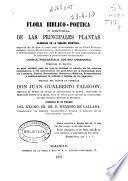 Flora bíblico-poética ó Historia de las principales plantas elogiadas en la Sagrada Escritura ...