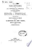 Flora cryptogámica de la Península Ibérica que contiene la descripción de las plantas acotyledóneas que crecen en España y Portugal, distribuidas según el método de familias