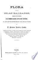Flora de las islas Balearos
