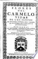 Flores del Carmelo