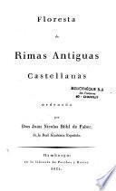 Floresta de rimas antiguas castellanas...