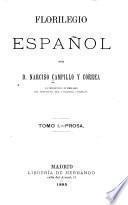 Florilegio espanol