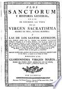 Flos sanctorum, etc