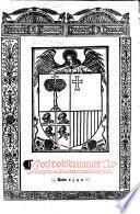 Fori  observantie Regni Aragonum (antiqui ... correcti per ... G. garziaz de sancta Maria ... nouissimi vero ...  ... Egidiū de luna). Nouiter correcto  impressi. G.L. copious ms. notes